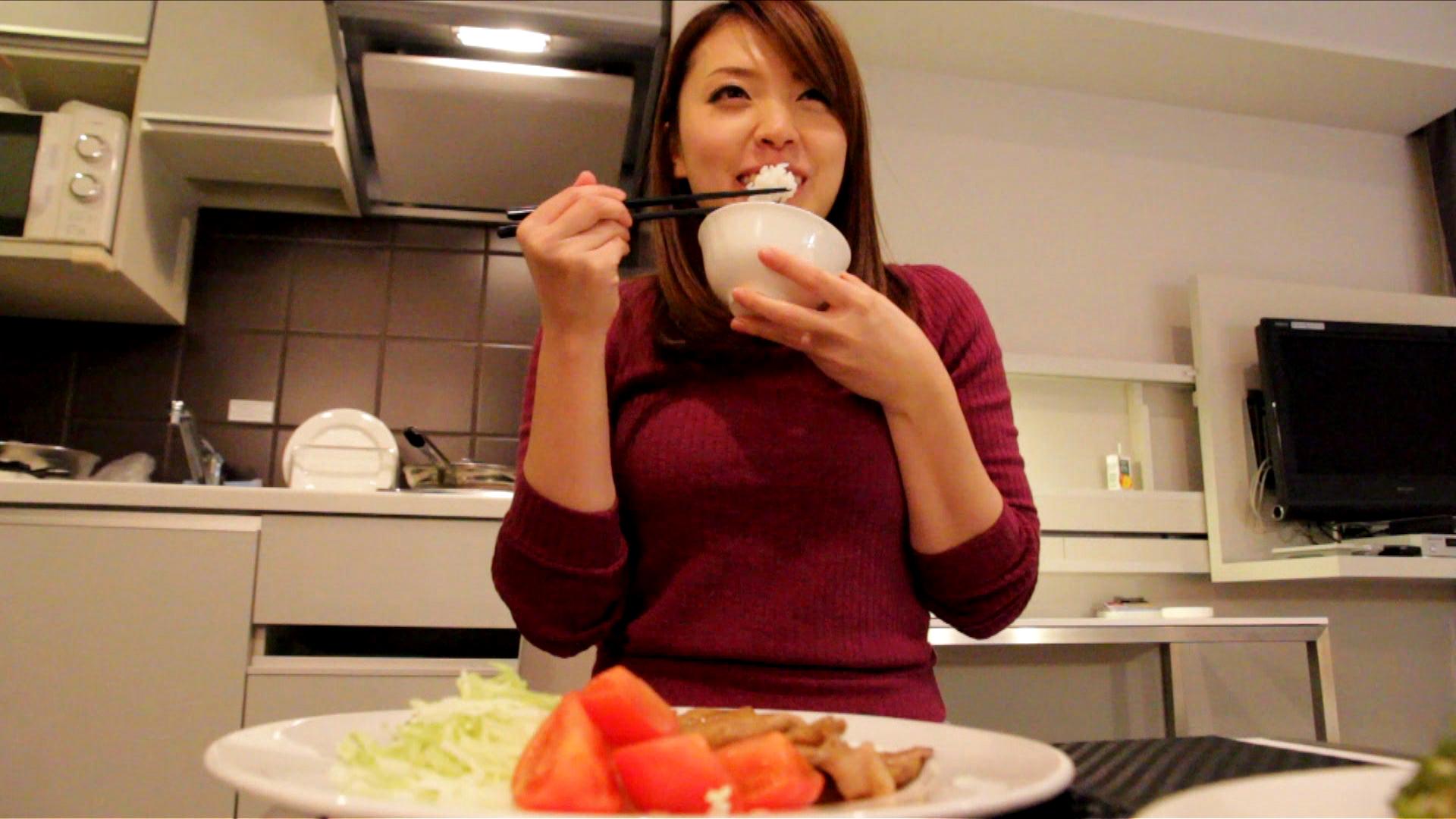 恥ずかしいカラダ 日本料理研究家 山口葵